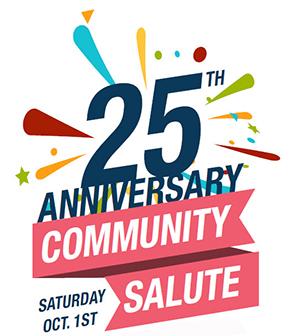 Kravis Center 25th Anniversary Community Salute