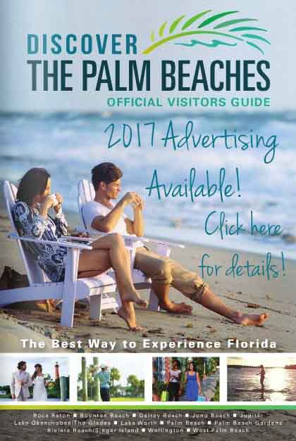 2017 Visitor's Guide Advertisements